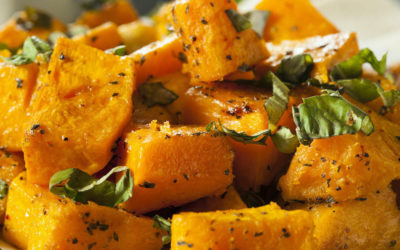Roasted Squash Medley