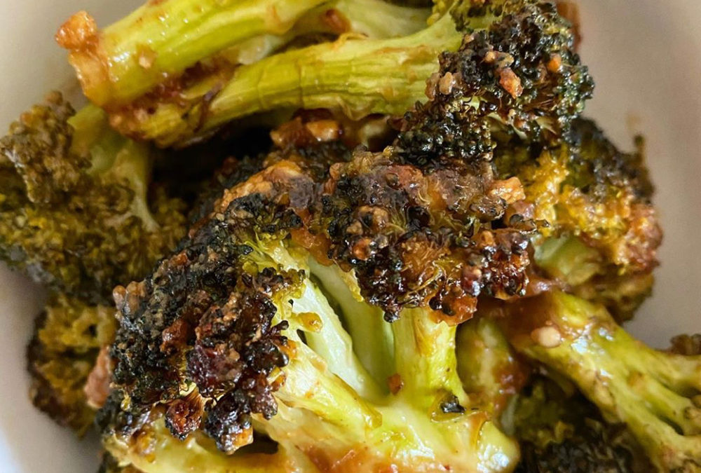 Chinese style broccoli