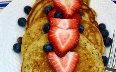 #Robinbarrieapproved Pancakes