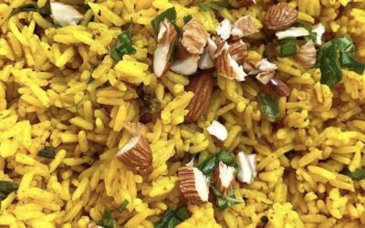 Superfood Turmeric Rice