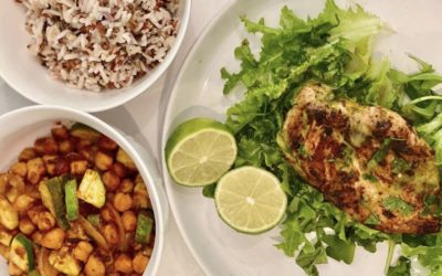 Lime Herb Chicken